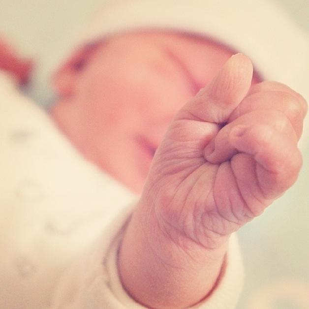 Test om uit te vinden het geslacht van de baby