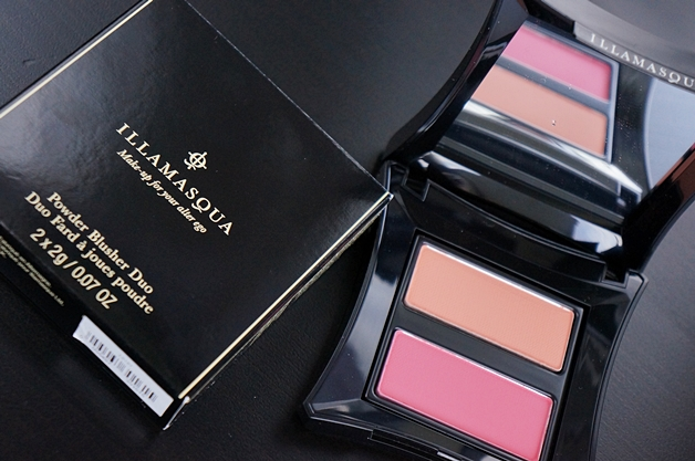Illamasqua | Powder blusher duo - Lover & Hussy